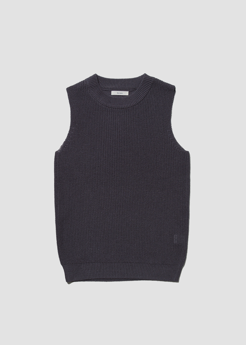 [THE WAVE] Jenner Knit Sleeveless