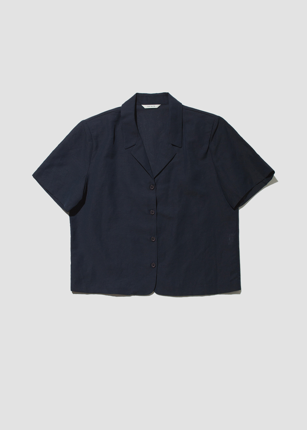 [THE MATH] Saint Linen Blouse